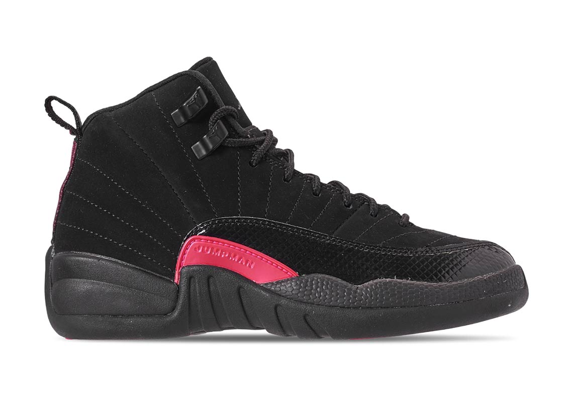 low priced 031e6 6a44b Air Jordan 12 Rush Pink Girls 510815-006 Release Info   SneakerNews.com