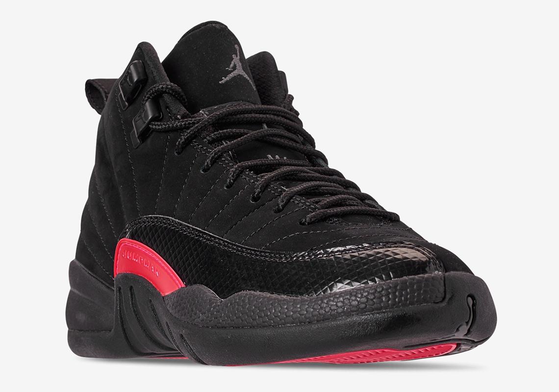 ac0ee04f1a25 Air Jordan 12 Rush Pink Girls 510815-006 Release Info