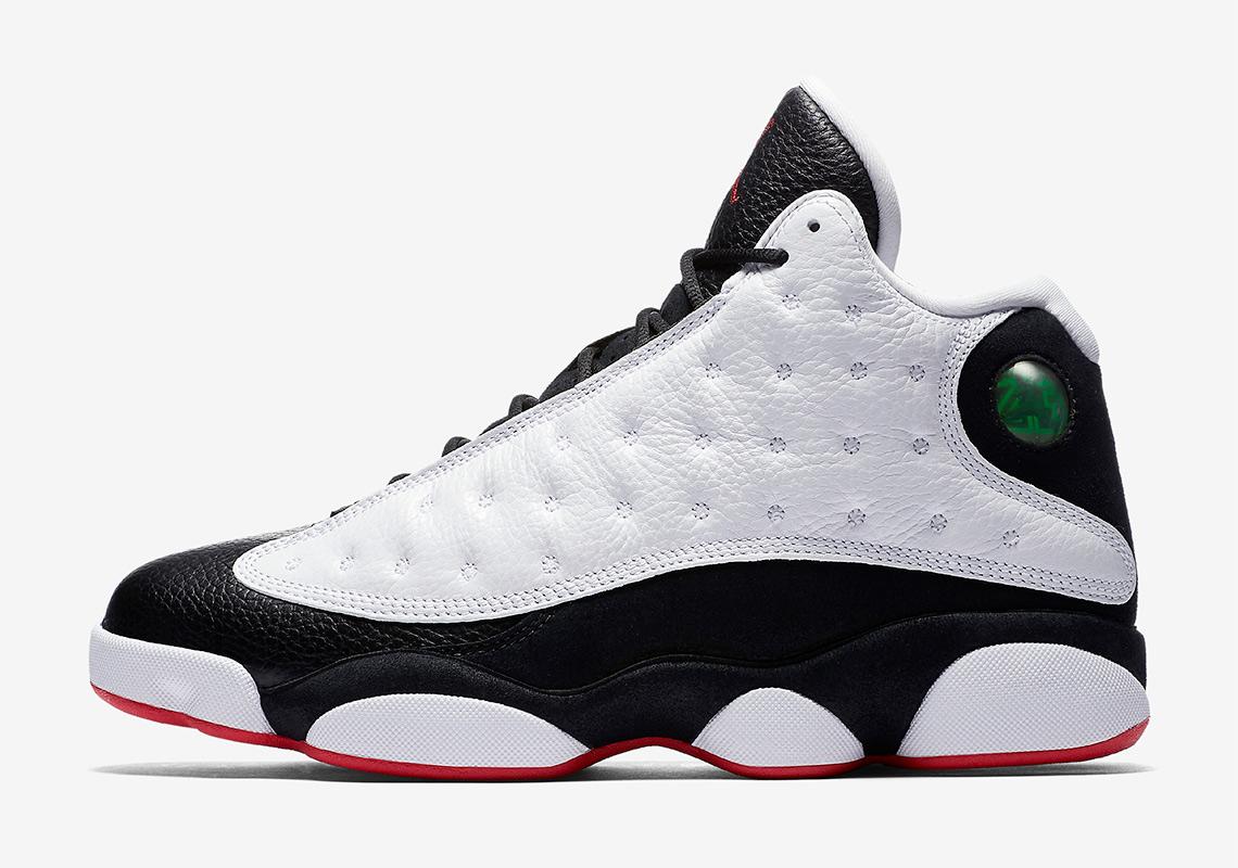 Air Jordan 13 He Got Game Europe Release Info Sneakernews Com