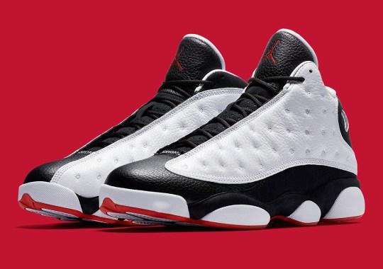 "fcf047caa573eb Where To Buy The Air Jordan 13 ""He Got Game"""