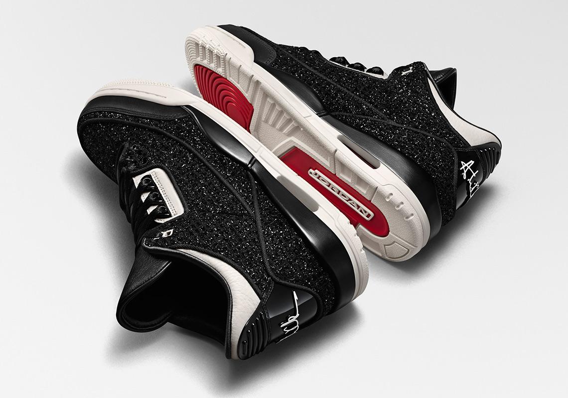 9910337345b65 Air Jordan 3 Vogue Anna Wintour AWOK Release Info