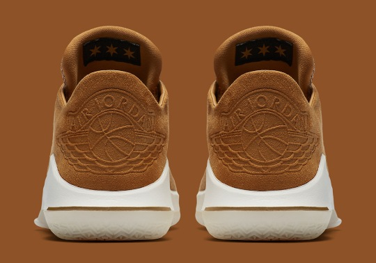 Wheat Season Begins With The Air Jordan 32 Low