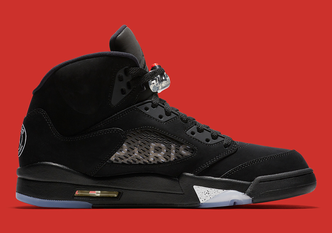 new style 75aa0 87d7d Air Jordan 5 PSG AV9175-001 Photos + Release Info ...