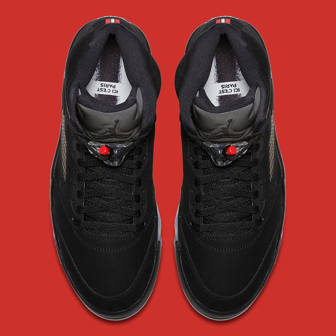 19d6ec688d7 Air Jordan 5 PSG AV9175-001 Photos + Release Info | SneakerNews.com