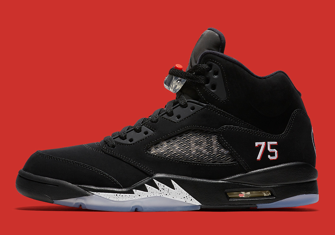3894142d0b33 Air Jordan 5 Paris Saint Germain Release Date  September 14th