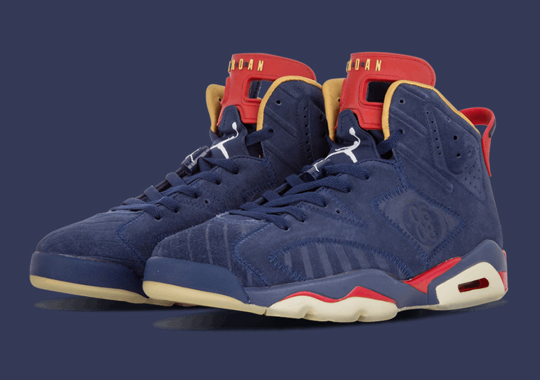 sports shoes 515f7 24fae Air Jordan 6 Doernbecher 2018 Release Info   SneakerNews.com