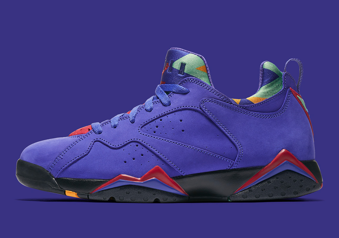 ea60c27f054436 Air Jordan 7 Low Release Date  September 27th