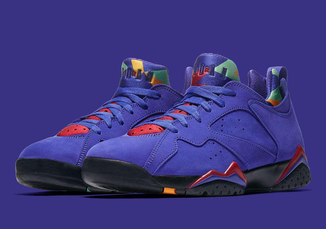 separation shoes bbbd0 9f2aa Air Jordan 7 Low NRG Release Info | SneakerNews.com