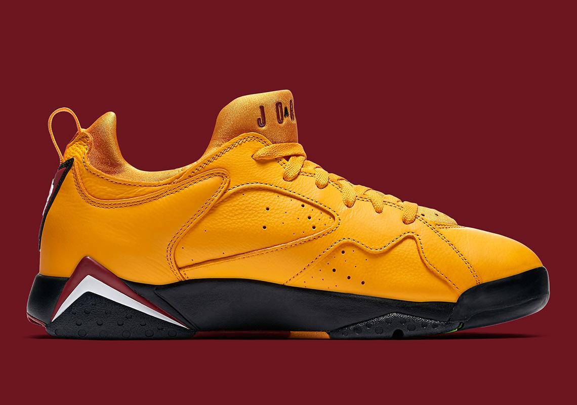 separation shoes 1f23f 092ce Air Jordan 7 Low NRG Release Info | SneakerNews.com