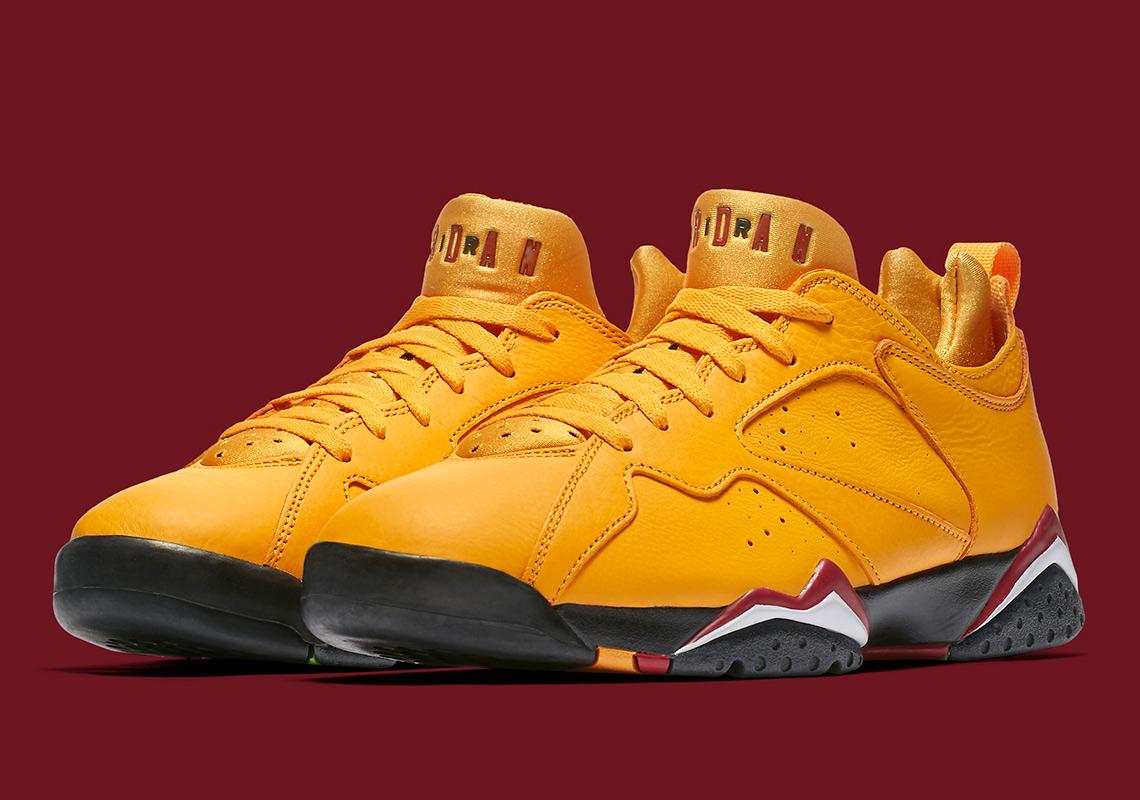 separation shoes 76172 fd964 Air Jordan 7 Low NRG Release Info | SneakerNews.com