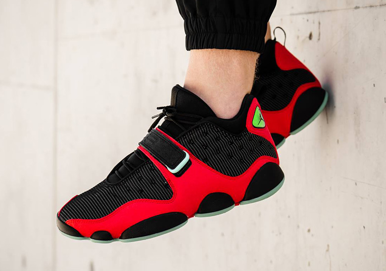 Air Jordan Black Cat Black Red Where To