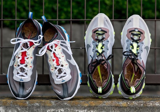 The Next Wave Of Nike React Element 87 Releases Is Coming Soon