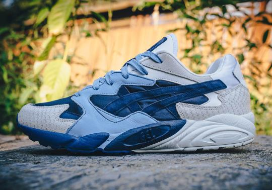 """Foot Locker, ASICSTIGER, and Pensole Team Up For A """"Once Upon A Time In Kobe"""" GEL-DIABLO"""