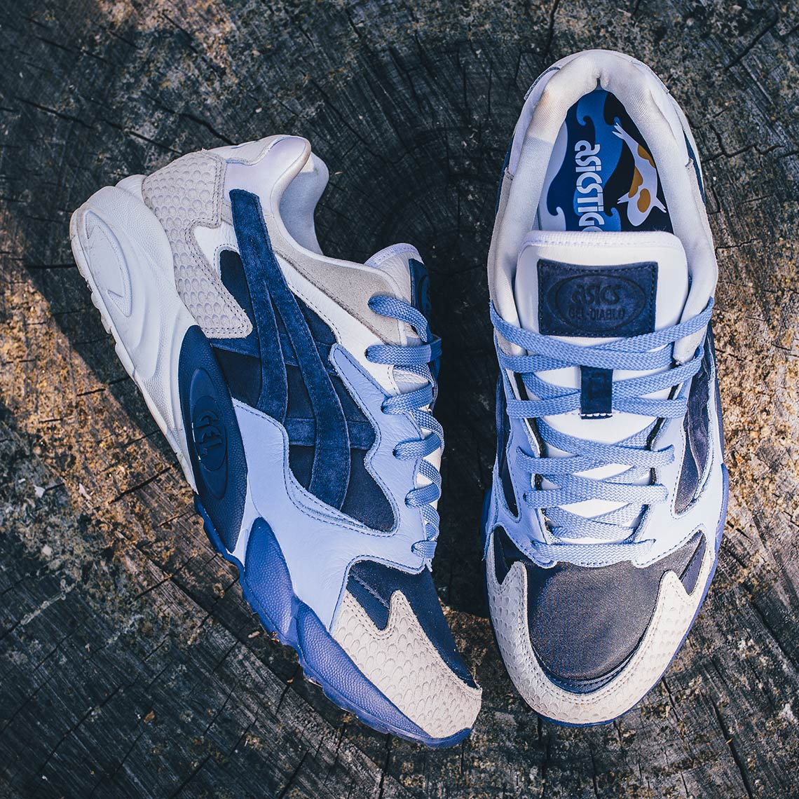 88eab8373f28 Foot Locker + ASICSTIGER + Pensole GEL-DIABLO Once Upon A Time In ...