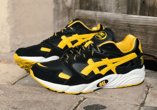 The ASICSTIGER Welcome To The Dojo Pack Is Available Now