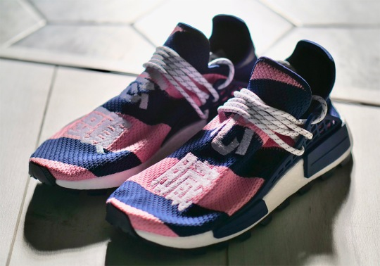 BBC To Release Another Exclusive Pharrell adidas NMD Hu This October