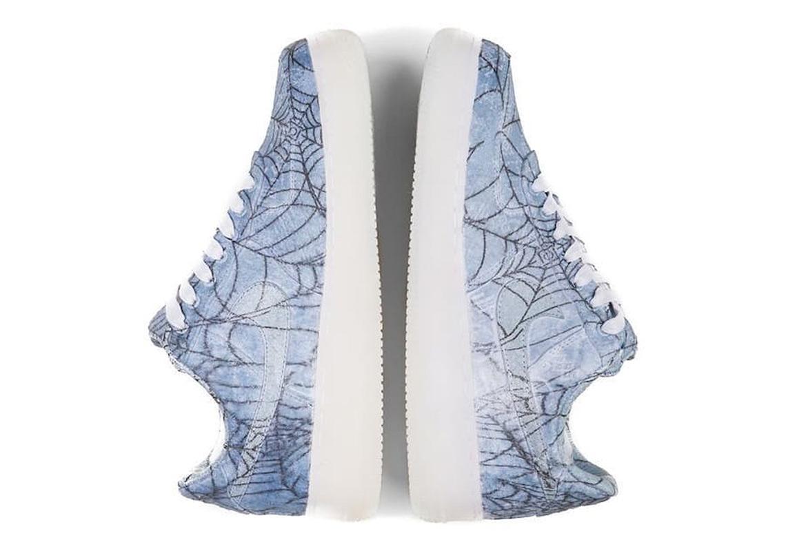 CLOT Nike Air Force 1 Juice LA Release