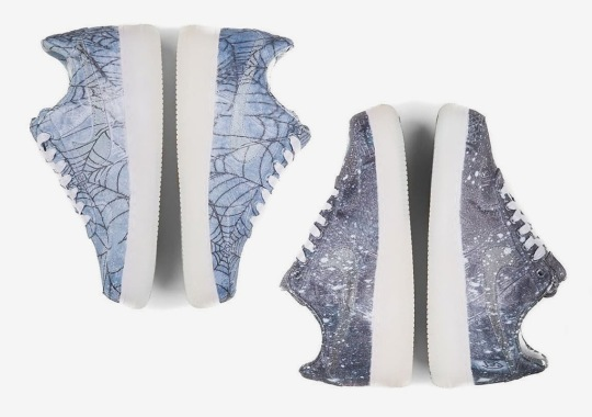 CLOT Celebrates Juice LA Store Opening With Hydro-Dipped Nike Air Force 1 Collaboration
