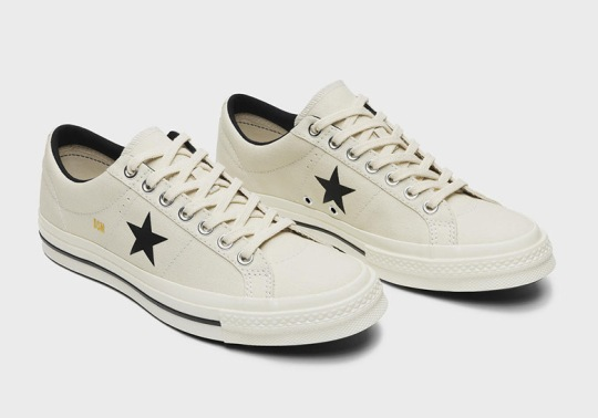 Dover Street Market And Converse Deliver The One Star Inspired By The Chuck 70