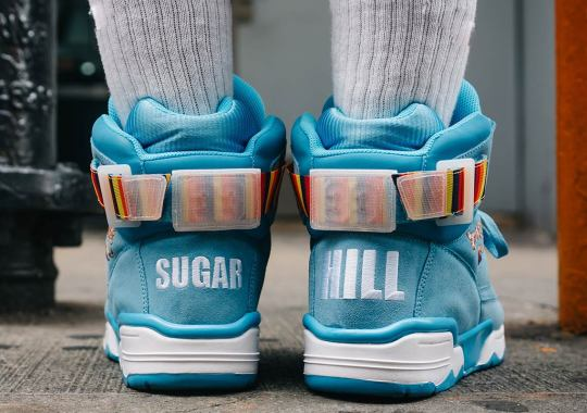 Ewing Athletics Taps Sugar Hill Records For An Old-School Hip Hop Collaboration