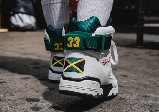 Patrick Ewing's Jamaican Heritage Honored In New August Collection