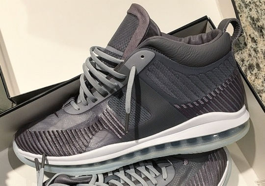 This John Elliott x Nike LeBron Icon Is Limited To 50 Pairs