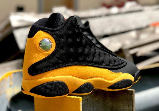 "Carmelo Anthony's Air Jordan 13 ""Graduation"" Is Dropping Soon"