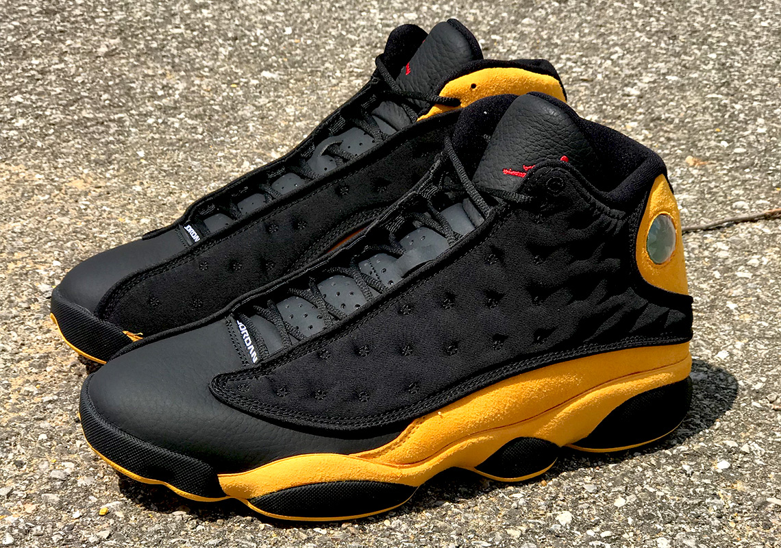 buy popular e002a d4f8f Carmelo Anthony Air Jordan 13 Graduation Release Info ...