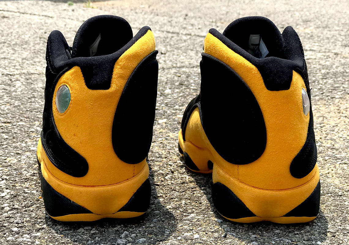 buy popular b673d 0ff12 Carmelo Anthony Air Jordan 13 Graduation Release Info ...