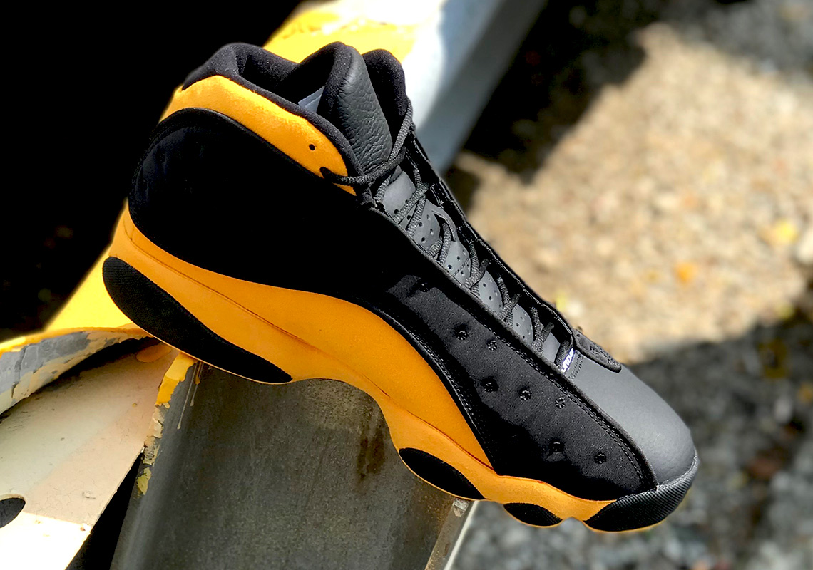buy popular 676e0 9c6af Carmelo Anthony Air Jordan 13 Graduation Release Info ...