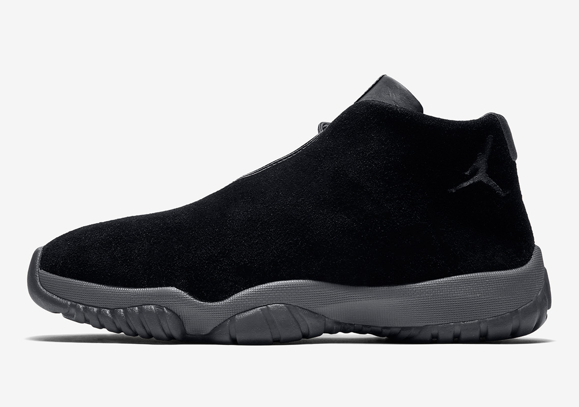 brand new 78dfd c9ca8 Air Jordan Future AVAILABLE AT Nike UK £114.95. Color   Black Anthracite Dark Grey University Red Style Code  AT0056-003