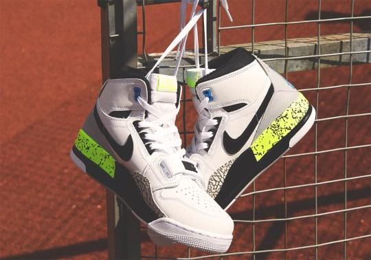 "Where To Buy Jordan Legacy 312 ""Nike"" Pack"