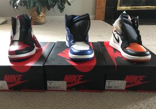 """Air Jordan 1 Retro High OG, Air Jordan 11 """"Cap And Gown"""", And More Restocked At The First Jordan Reserve In Detroit"""