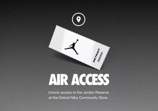 """Jordan Reserve, A Consumer Reward Program, To Launch In Detroit With """"Air Access"""""""