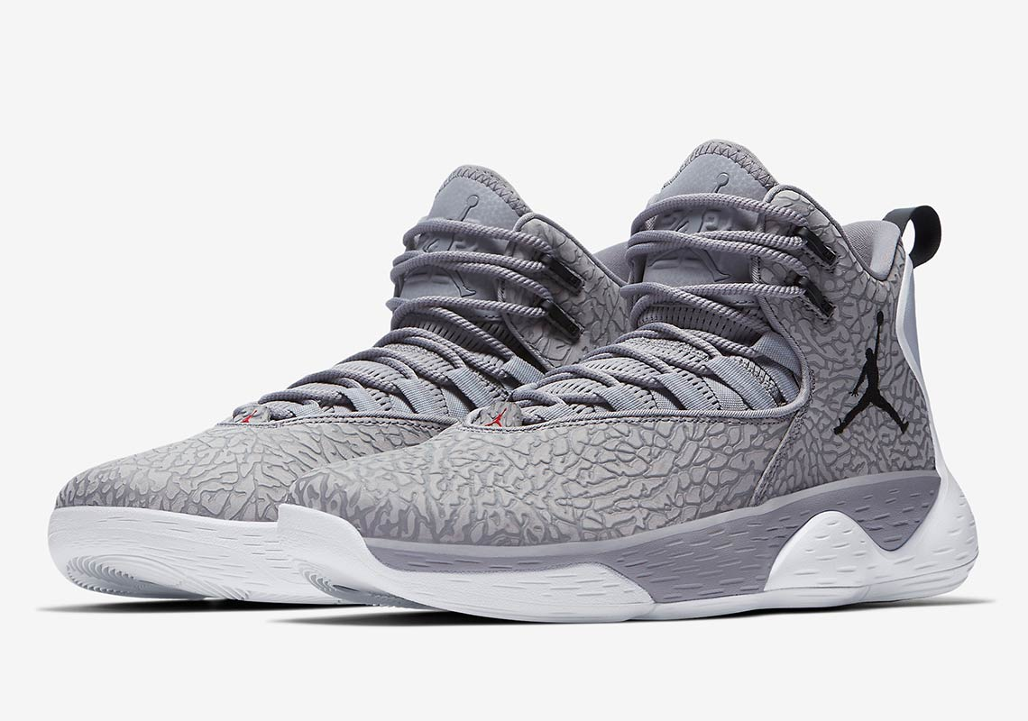 the best attitude faaf7 9915a Jordan Super Fly MVP Elephant Print AT3005-002 Available Now ...