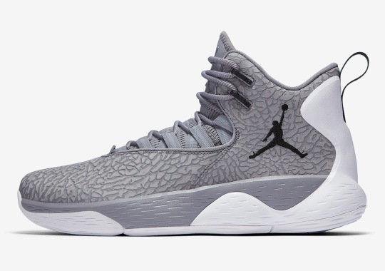 A Luxury Version Of The Jordan Super.Fly MVP Just Released