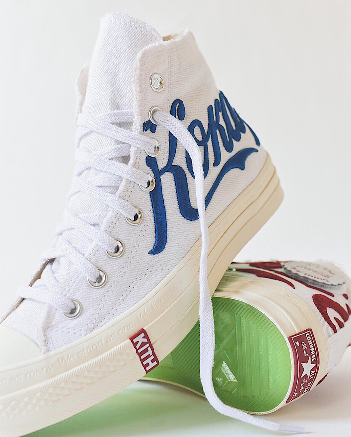 7cf8b9538c4 KITH x Coca Cola x Converse Chuck Taylor 1970s. Release Date  August 18th