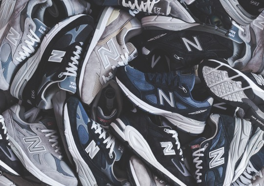 KITH Releases A New Balance 99X Classics Collection