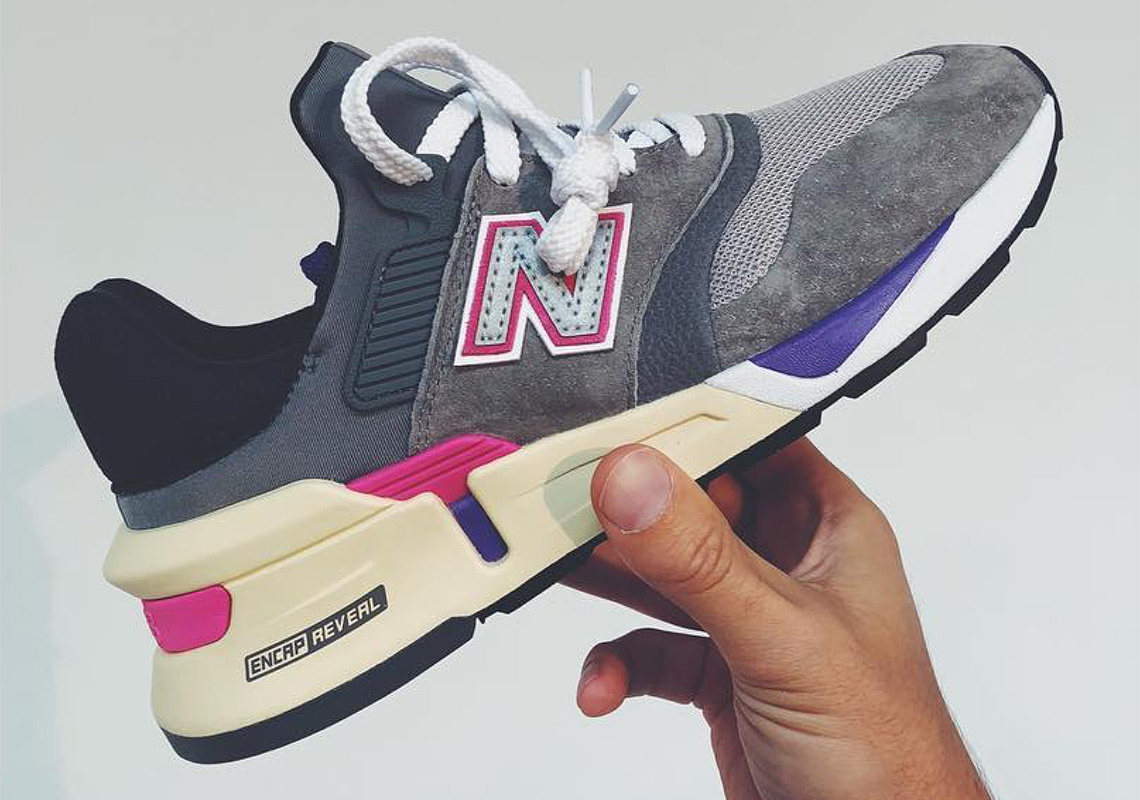 Ronnie Fieg Reveals Upcoming New Balance Collaboration As Part Of Kith Park 6170c1485