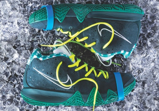 "Concepts x Nike Kyrie 4 ""Green Lobster"" May Be Dropping Soon"