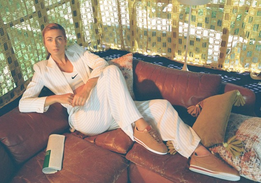 Maria Sharapova's Nike La Cortez For NYFW/US Releases Soon