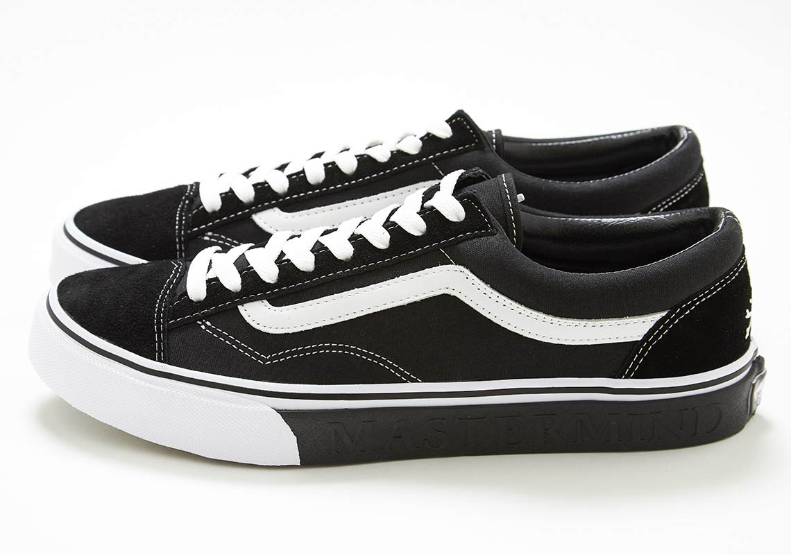 9f37e87ee9 Mastermind x Vans Style 36. Release Date  August 29