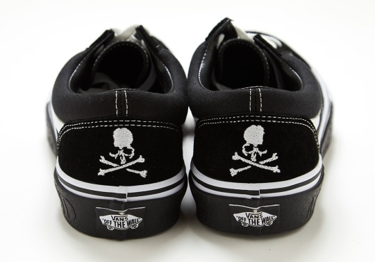 Mastermind Japan Gives The Vans Style 36 The Skull And Crossbones