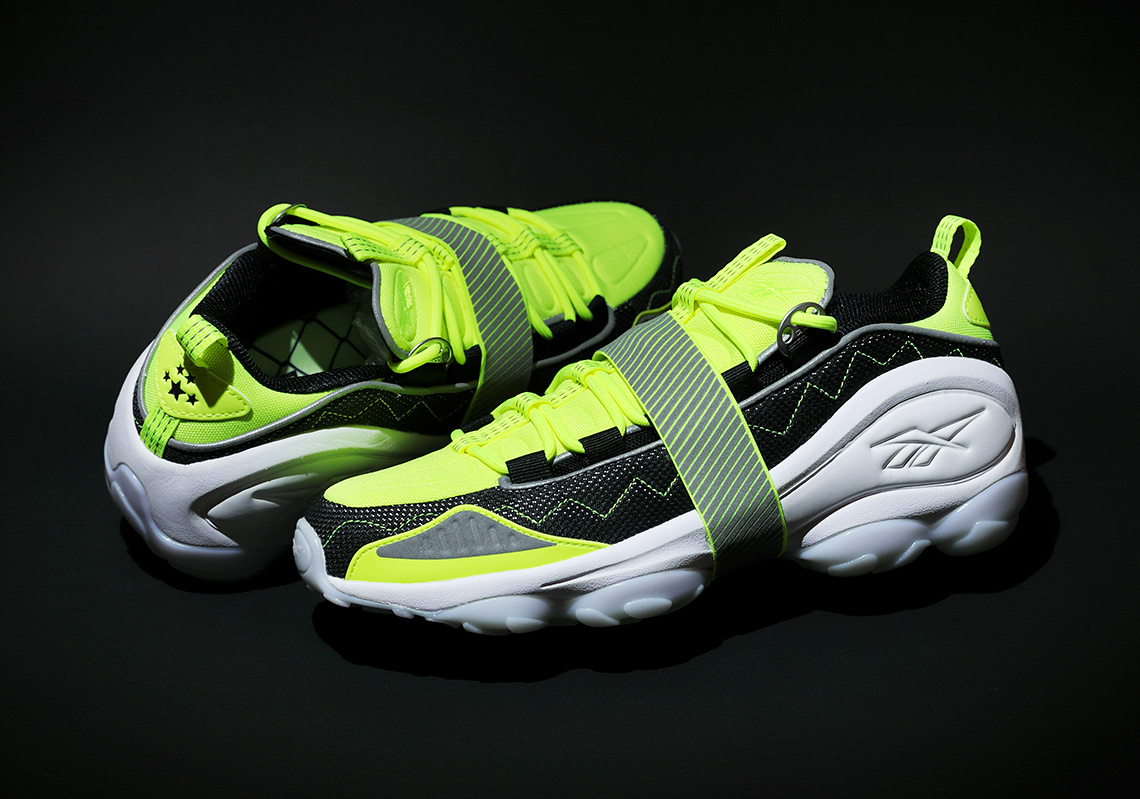 factory price 86c53 71b70 mita Teams With Winiche Co. For An Electric Reebok DMX RUN 10