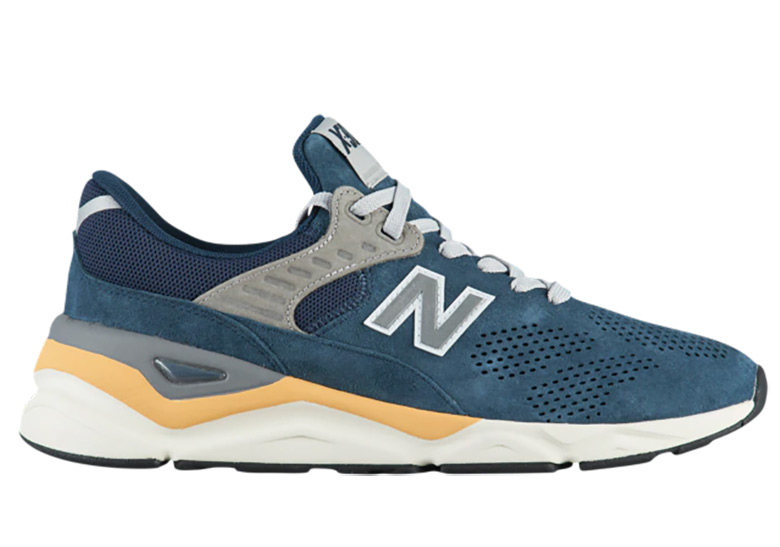 buy popular f4da1 a2508 New Balance s rich lifestyle heritage came through in spades with the  finely crafted X90, taking inspiration from its illustrious history.