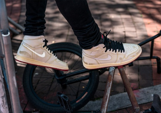 The Nigel Sylvester x Air Jordan 1 Releases On September 1st