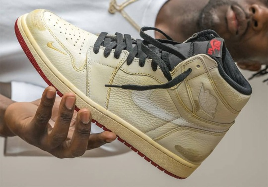 Nigel Sylvester Reveals His Air Jordan 1 Collaboration