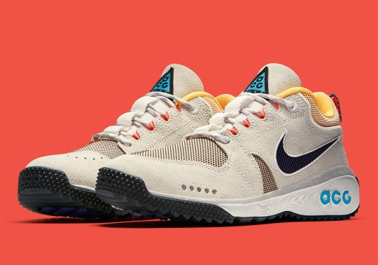 The Nike ACG Dog Mountain Is Releasing In Summit White