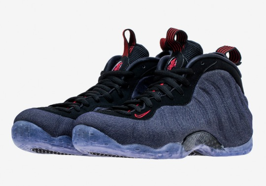 "Detailed Look At The Nike Air Foamposite One ""Denim"""