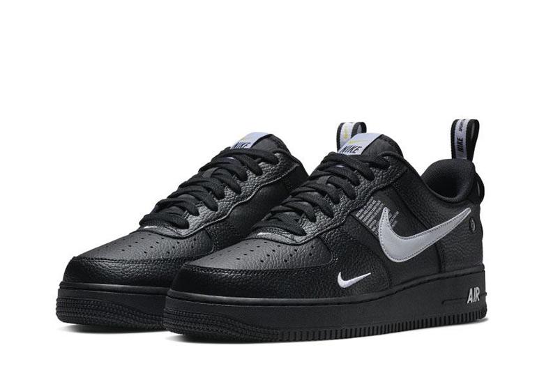 purchase cheap 69294 cea21 Nike Air Force 1. Color BlackWhite-Black-Tour Yellow